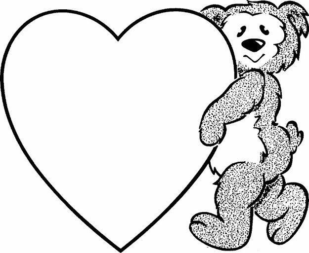 Free Printable Valentine Coloring Pages For