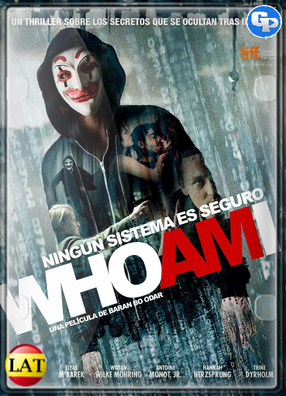 Who Am I: Ningún Sistema Es Seguro (2014) LATINO