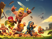 Game Clash of Clans Hadir di Android