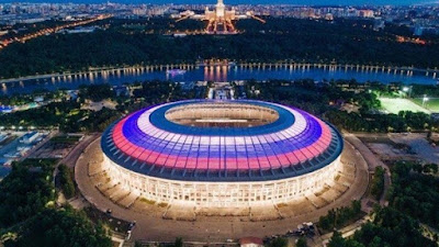 110 معلومات عن الملاعب التي ستستضيف كاس العالم 2018