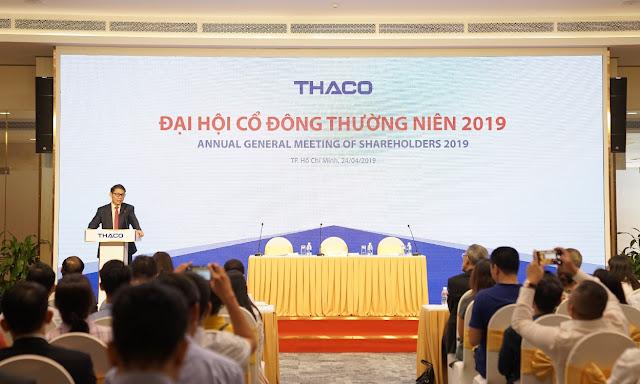 Chủ tịch Trần Bá Dương nói về kế hoạch đã và sẽ thực hiện cho chiến lược đa ngành của Thaco.
