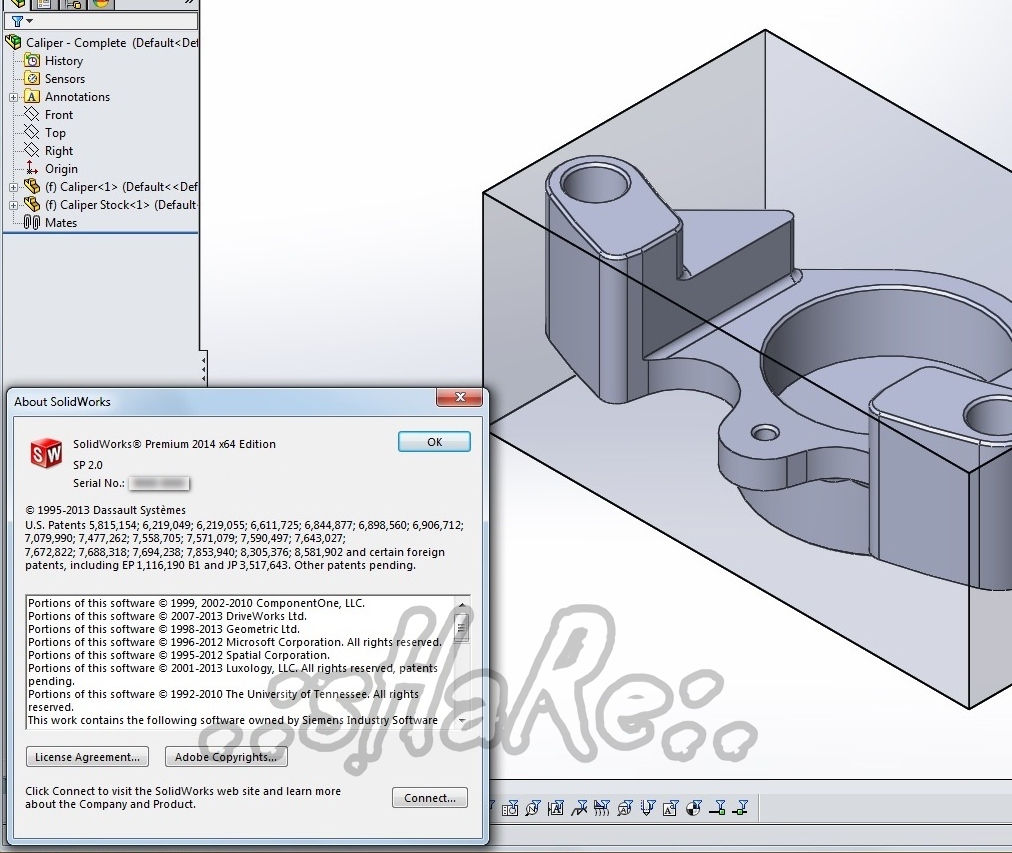 Sp2 For solidworks