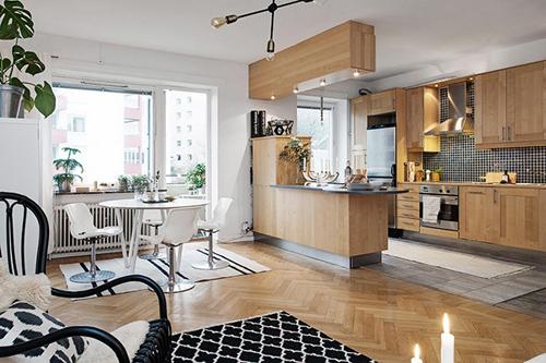 Thiết kế căn hộ chung cư hợp phong thủy