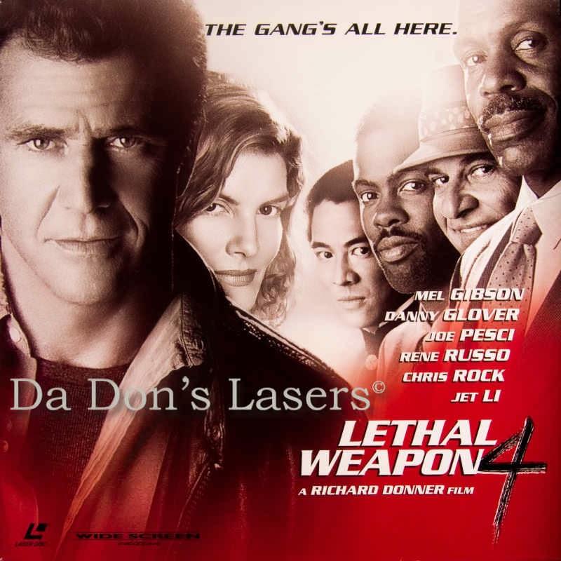 Hd Onlajn Kino Teatr Lethal Weapon 4 1998 Hd 720p