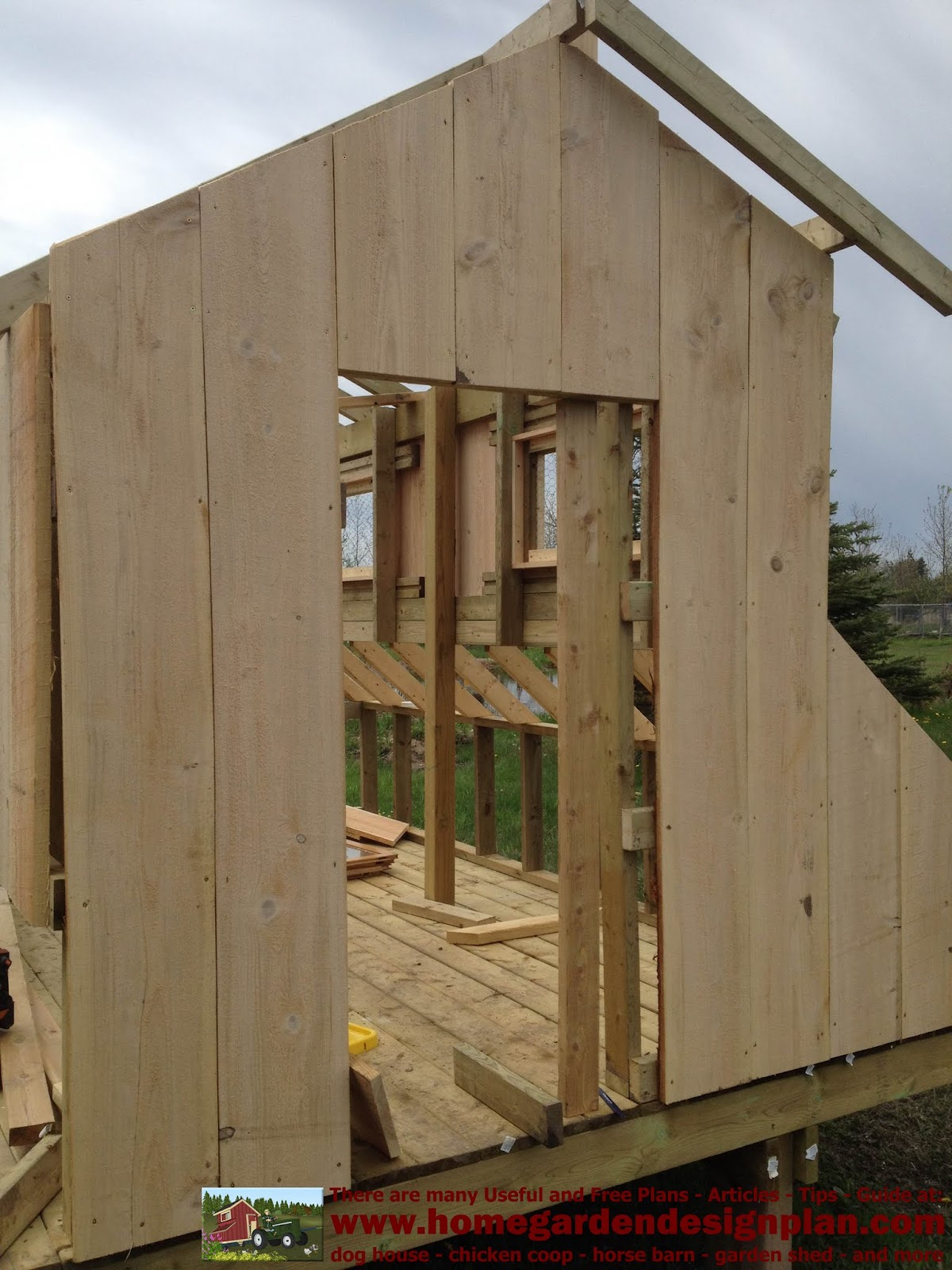 Home Garden Plans M200a Building Success Chicken Coop Plans Construction How To Build A