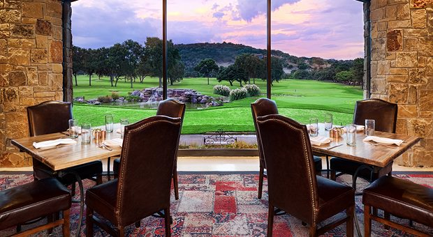 Dining In Texas Hill Country
