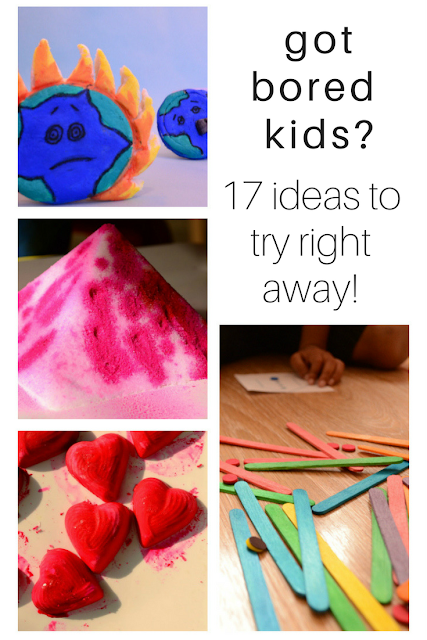 Got Bored Kids? 17 Practical Mom Ideas to try right away!