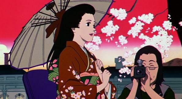 Satoshi Kon's Millennium Actress