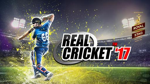 Download Real Cricket 17 Mod Apk Unlimited Money