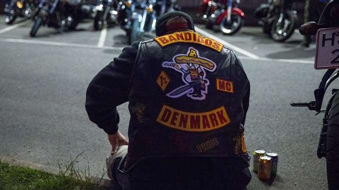 Bandidos misstanks for hot mot journalist