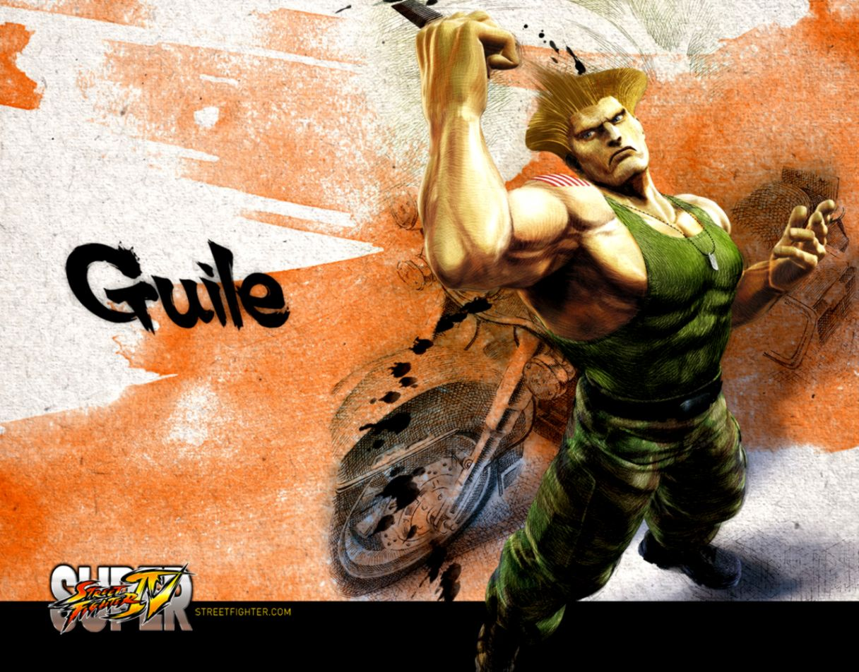 Street fighter 5 guile theme download | Game Music Themes