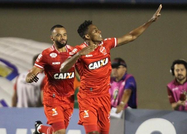 Vila Nova faz boa partida no Serra Dourada e volta a sonhar na competição