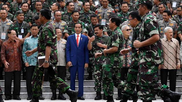 TNI Polri Naik Gaji, Berapa Kekayaan Kapolri hingga Panglima?