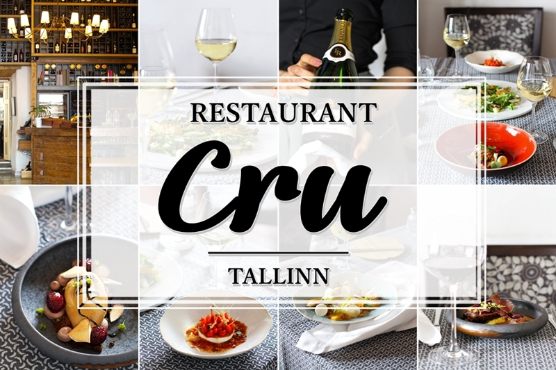 Restaurant Restoran Cru_best restaurants in Tallinn_Under the Andalusian Sun_food blog_travel blog_1