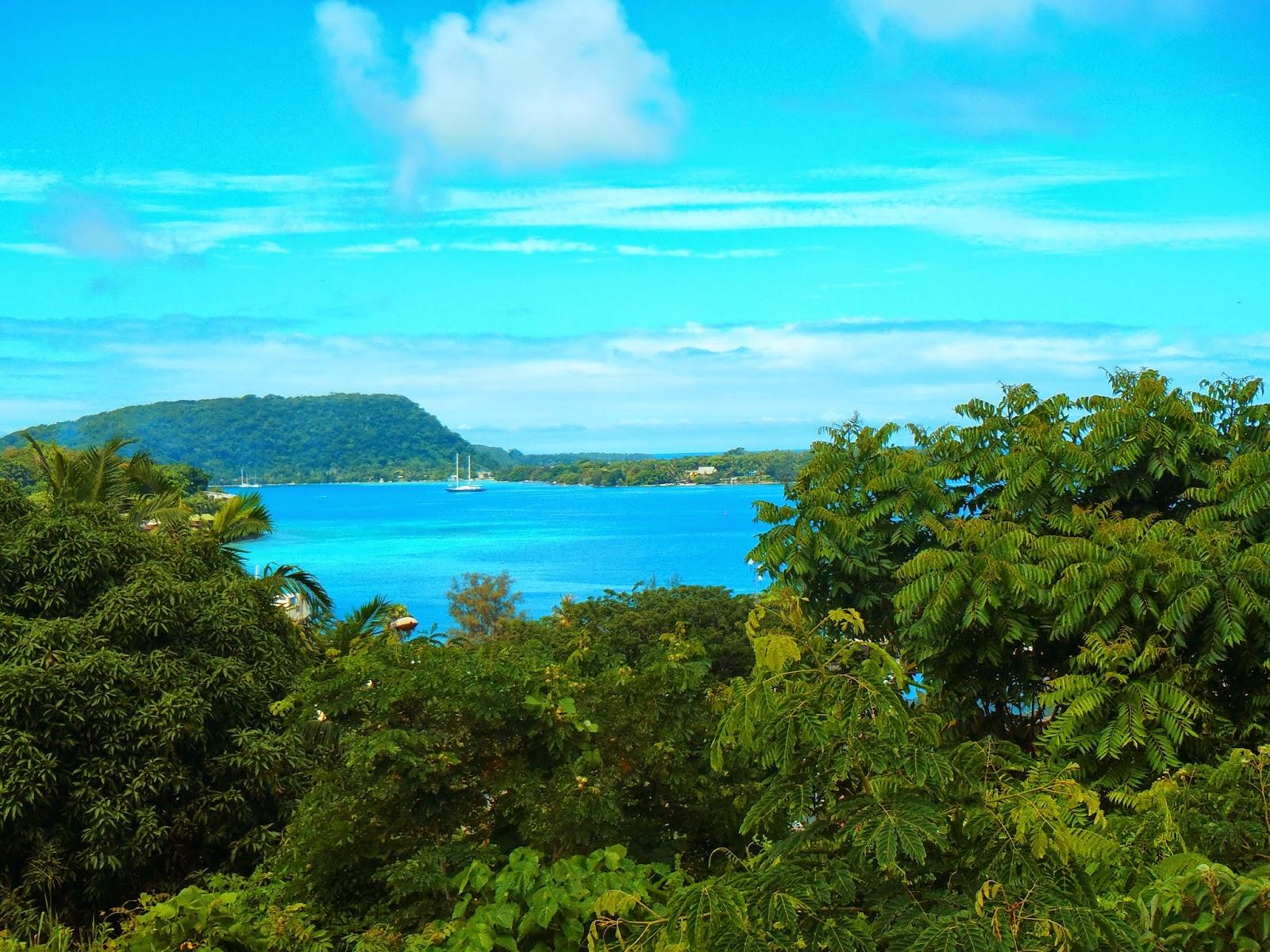 Exploring Port Vila, Vanuatu