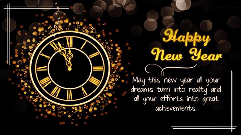 Kata Kata Ucapan Selamat Tahun Baru 2019 Happy New Year 2019