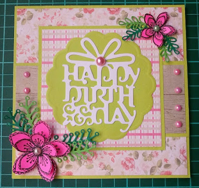 Dreaming Of A Pink Birthday