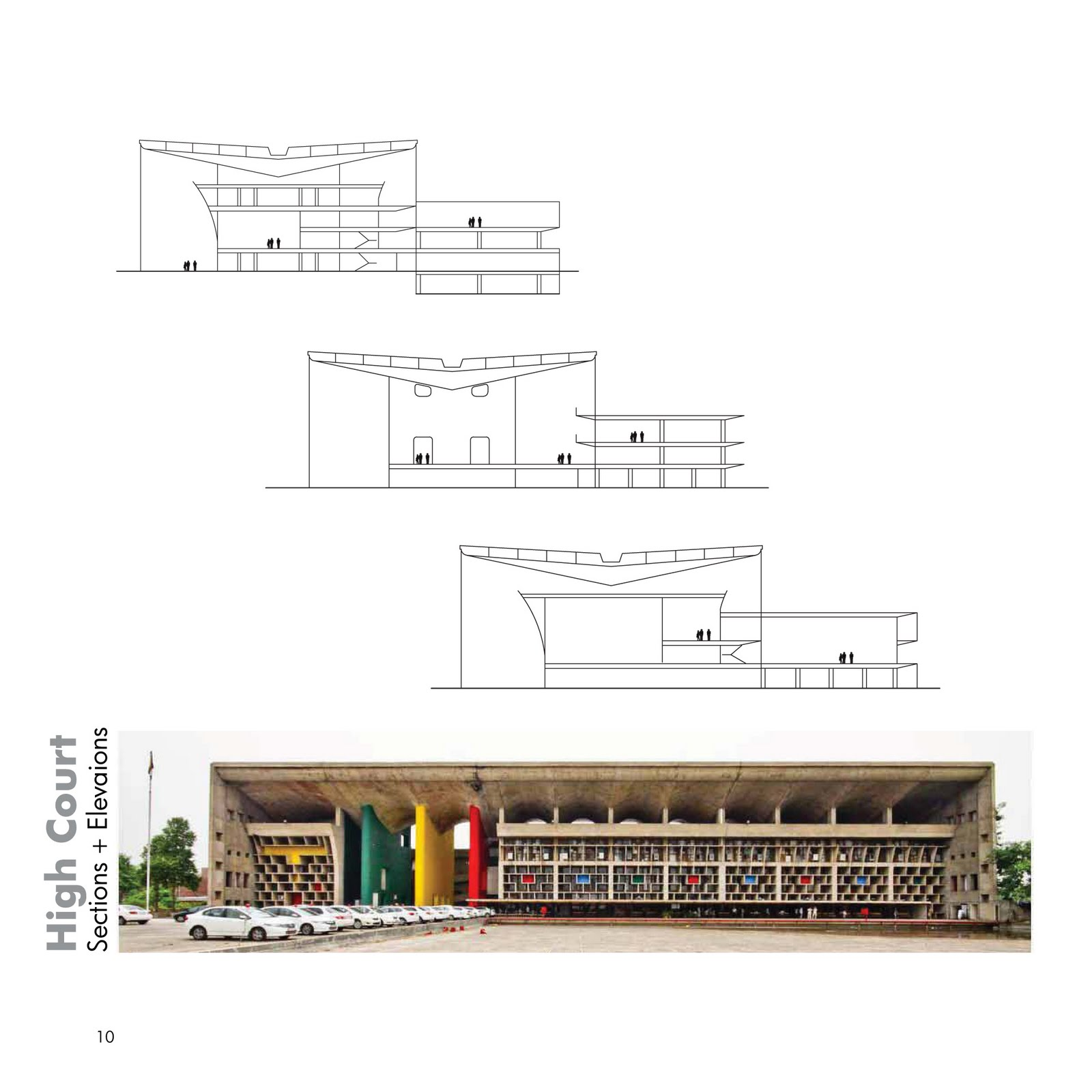 Lake House Floor Plans View Jacob Gines Professing At Uca P High Court Le Corbusier