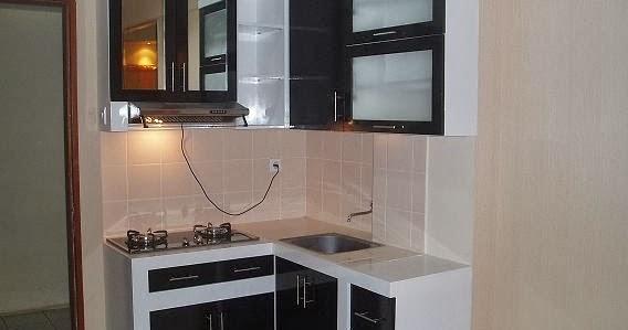 Gambar Desain Dapur Mini Pada Ruang Terbatas   Model ...