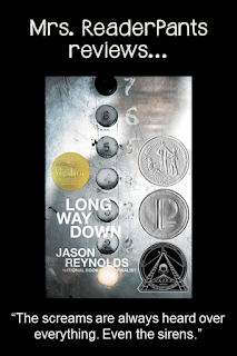 I am a HUGE fan of Jason Reynolds, and this book is another home run...