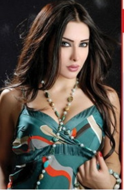 Madiha Knefati, Syrian actress photos