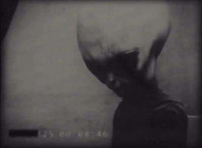 Vazamento de filme extraterrestre