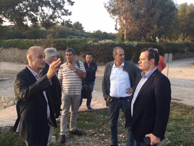 """Γ. Γκιόλας: Εκπληρώθηκαν στο ακέραιο οι δεσμεύσεις του Γ. Δέδε για τις ζημιές του  """"Ζορμπά"""" - 5.700.000€ σε τρεις Δήμους Της Αργολίδας"""
