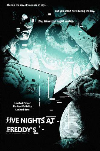 five nights at freddy's تحميل لعبة