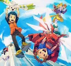 Digimon Tamers /Digimon Adventure SS3