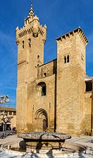 LA RECONQUISTA DE EJEA POR LOS SOLDADOS FRANCESES (1095)  (SIGLO XI. EJEA DE LOS CABALLEROS)