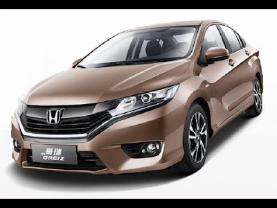 All New 2017 Honda City facelift Version wallpaper
