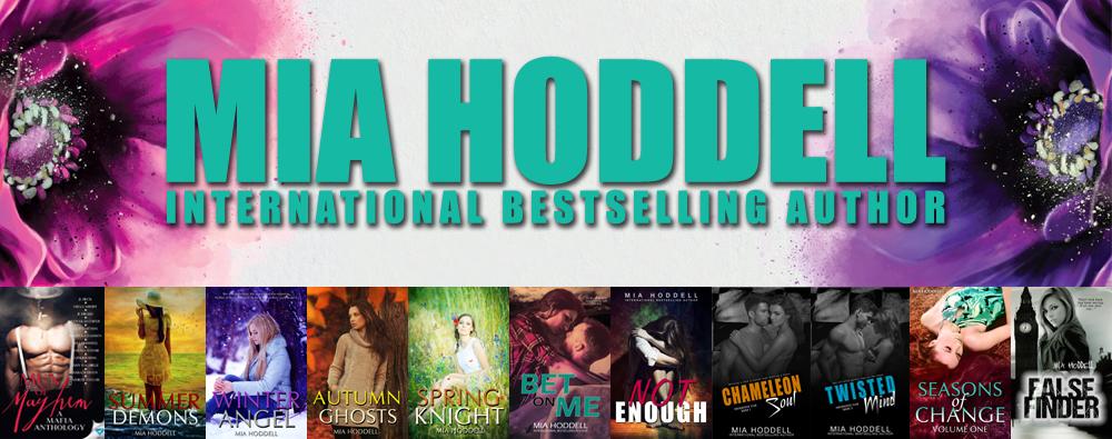 Introducing Author Mia Hoddell My Crazy Corner