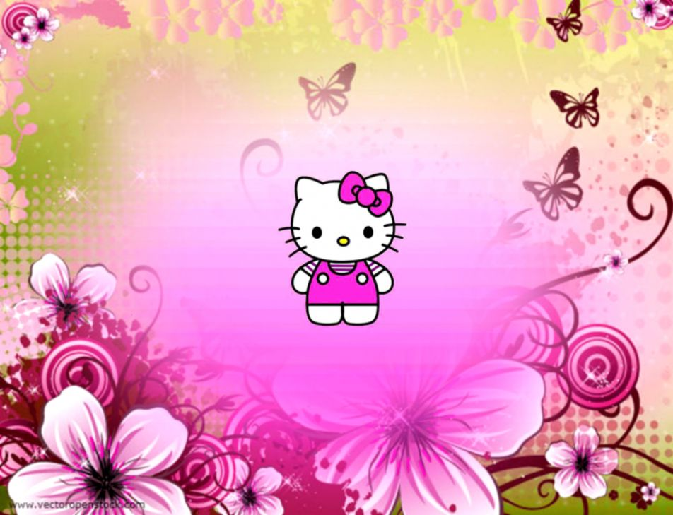 Hello Kitty Wallpapers Wallpapers Point