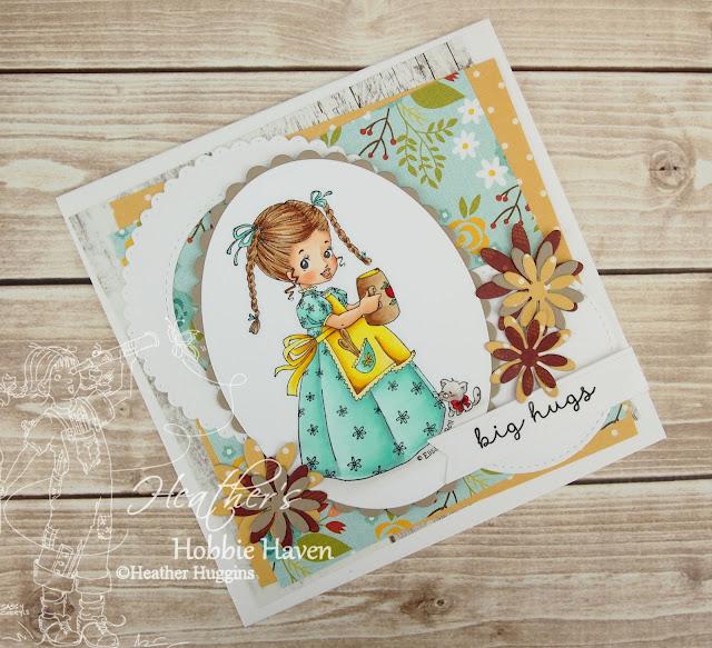 Heather's Hobbie Haven - Sweetly Susie Card Kit