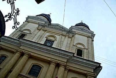 Lviv Lwów zabytki i atrakcje turystyczne Ukraina Ukraine