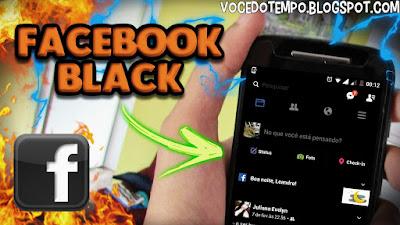 Facebook Black Apk Atualizado