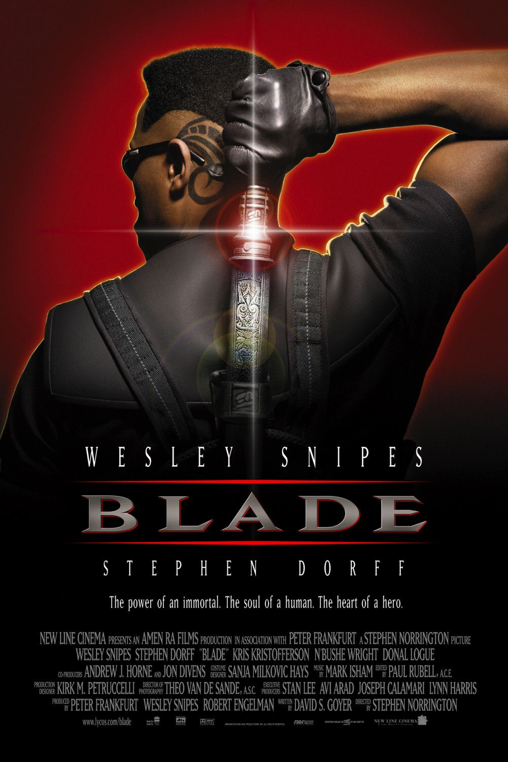 Blade (1998) ταινιες online seires oipeirates greek subs