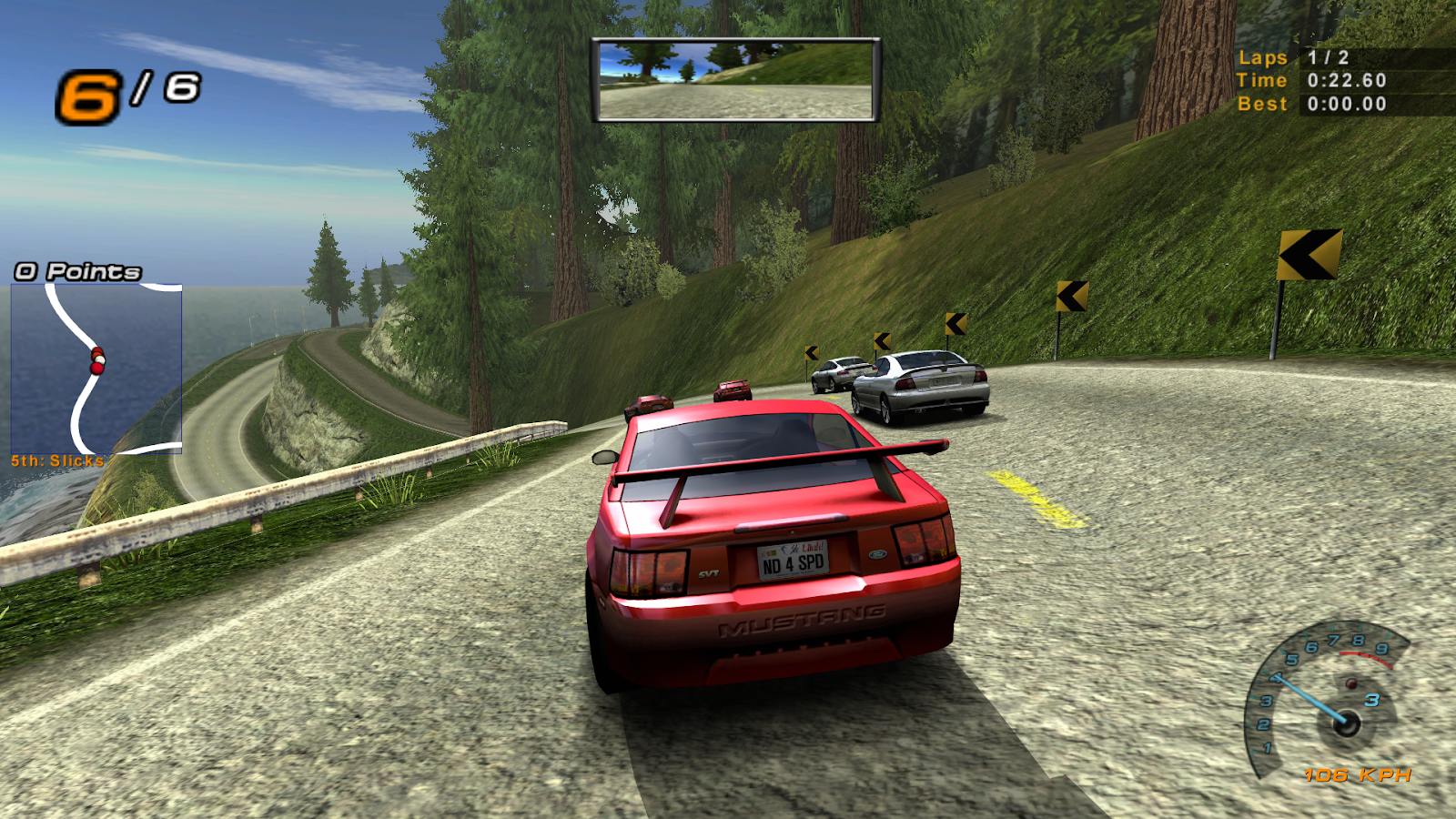 Need For Speed Hot Pursuit Highly Compressed 100MB - High Compress Games