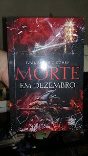 # Chegou meu livro tão esperado!- Morte em Dezembro- Ivair Antonio Gomes