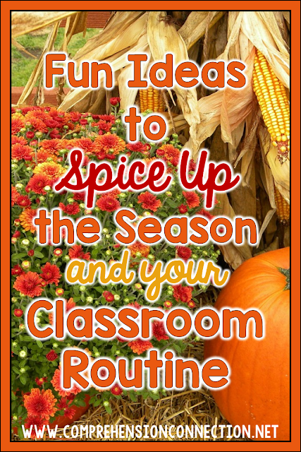 Looking for fun fall ideas? This post features a few of my favorites from spooktacular stories to savory soups. Check it out for ideas and a few freebies too.