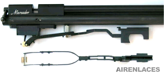 Marauder air rifle