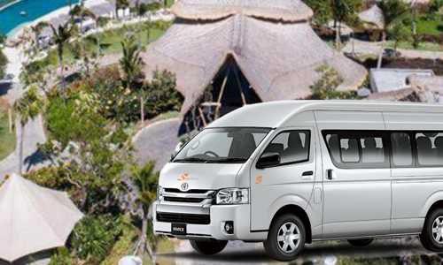 Rental Hiace sekitar Arena Living Denpasar, Bali