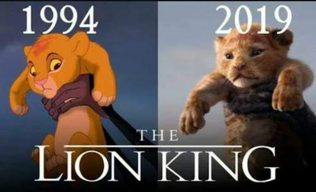فيلم The Lion King عاد من جديد