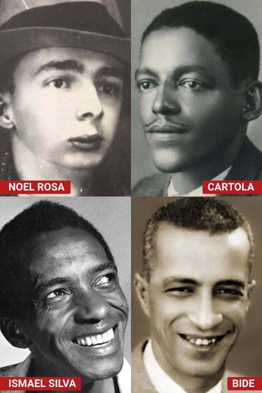ambiente de leitura carlos romero flavio ramalho de brito musica brasileira noel rosa pianista compositor vadico oswaldo almeida gogliano