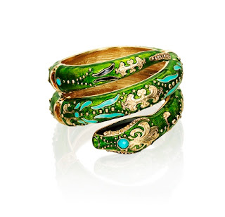 Snake Bracelet, Anna Dello Russo for H&M
