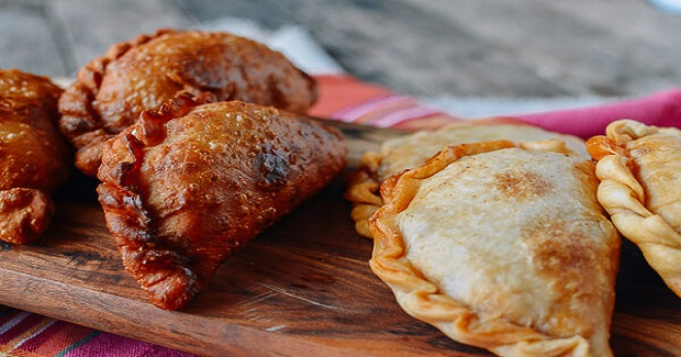 Beef & Cheese Empanadas: Baked OR Fried Recipe