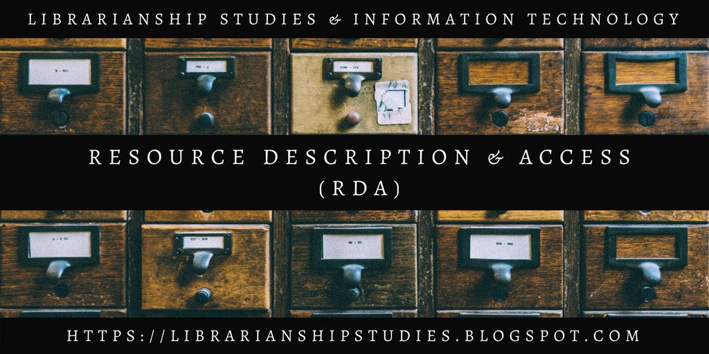 Resource Description & Access (RDA) Frequently Asked Questions - RDA FAQ