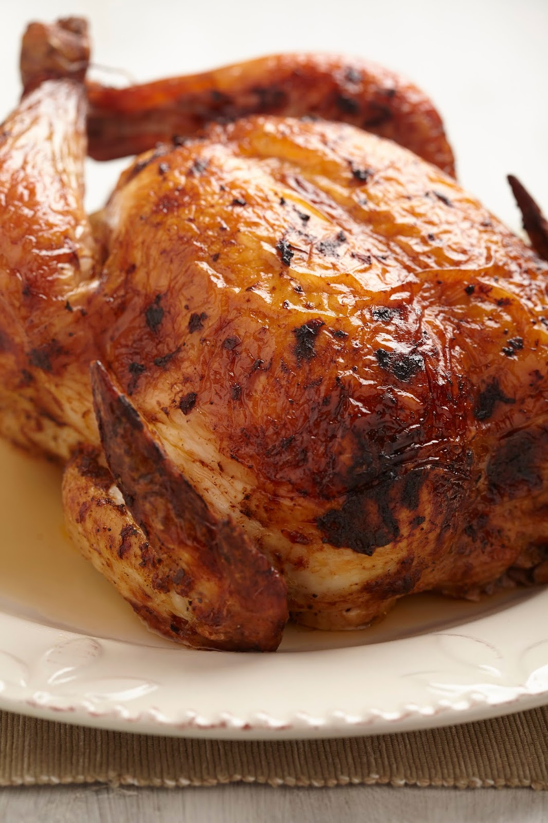 Perfect Roast Chicken - The Country Cook-5630