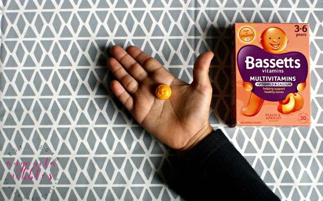 One Bassetts vitamin pastille