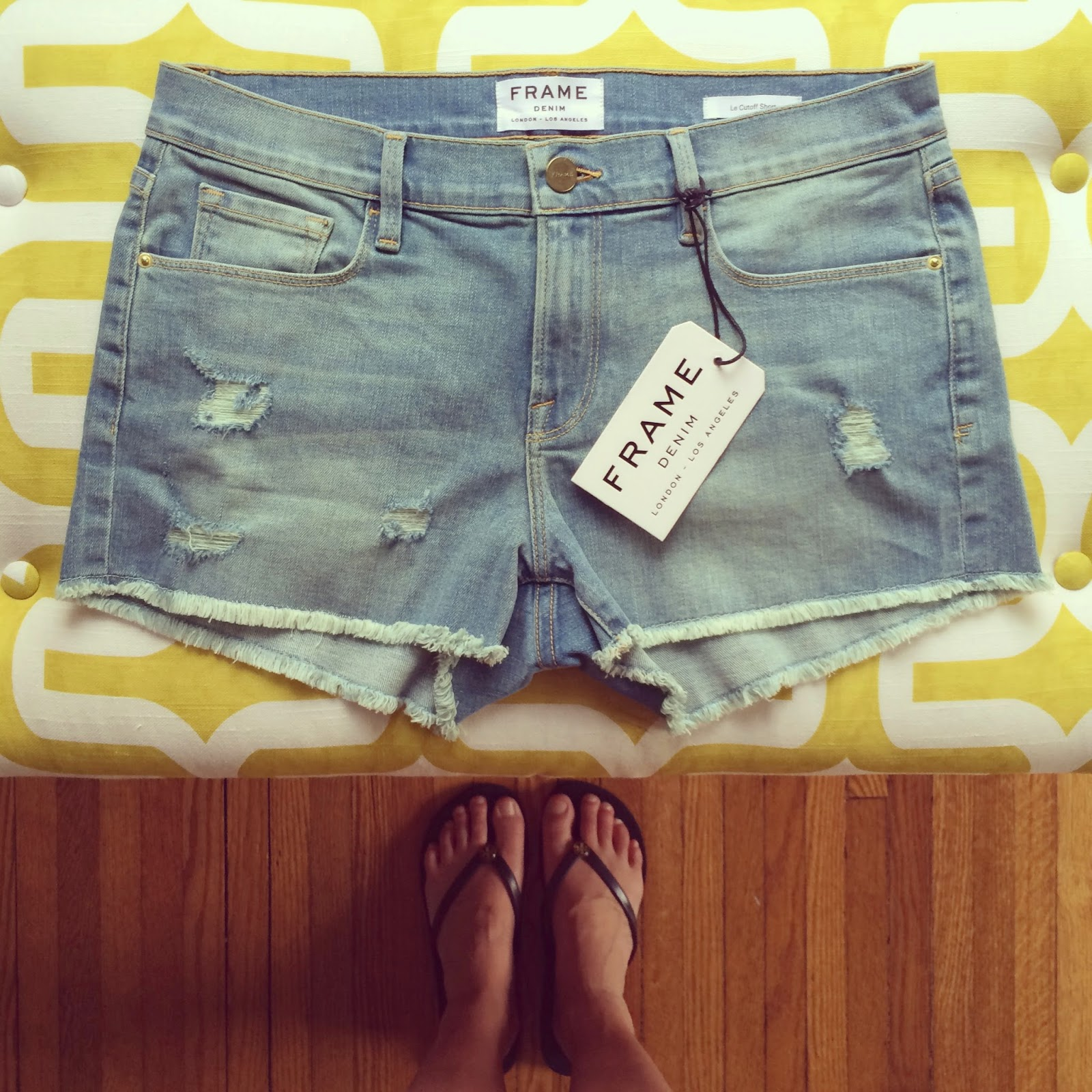 831e5f7da Tuesday Trends  Cut-Off Shorts You MUST OWN + Easter Dresses at ...